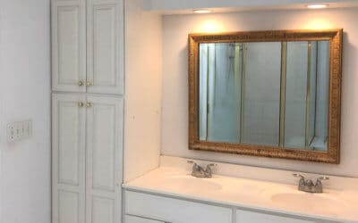 Baltimore County Master Bath Renovation